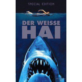 Der weiße Hai 1   Special Edition (Widescreen) [VHS] Roy Scheider