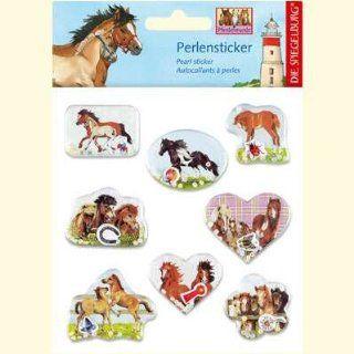 20410   Die Spiegelburg   Pferdefreunde Perlensticker