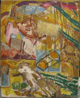 PETER ZINKE *1936  NOA MODERN ART