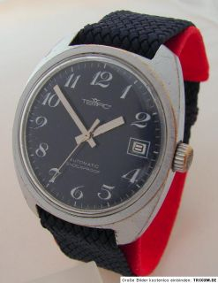 Tempic Uhr Herrenuhr automatic men gents wrist watch
