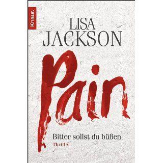 Pain Bitter sollst du büßen eBook Lisa Jackson, Elisabeth Hartmann