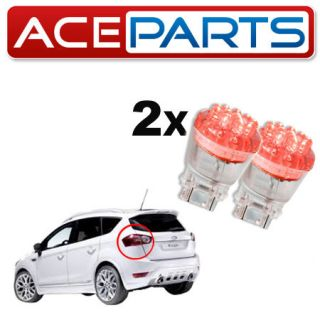 2x Red Brake/Stop Light LEDS [3157] High Power Upgrade Car Bulbs