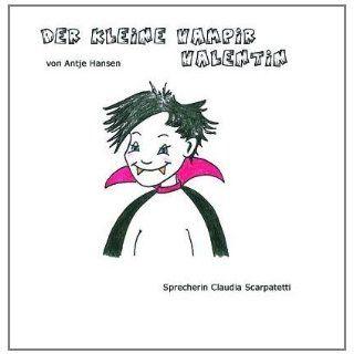 Der kleine Vampir Valentin für Kinder ab 5 Jahren, 2 CDs