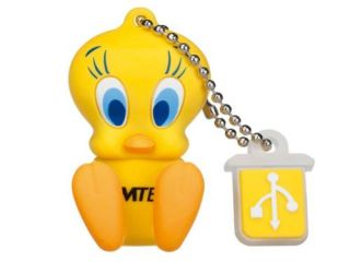 USB FlashDrive 4GB Emtec Looney Tunes (Tweety)