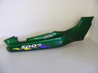 RP79* Kawasaki GPZ 500 S EX 500 D Heckverkleidung rechts Verkleidung