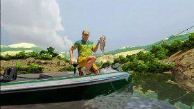 Activision RAPALA FISHING FRENZY, VÃ  01.01.10/ System Xbox 360