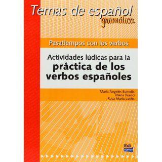 Pasatiempos con los verbos: 8 (Temas De Espanol / Spanish Subjects