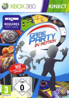 Game Party   In Motion  Xbox 360 Spiel