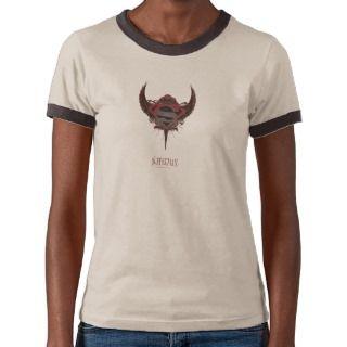Superman Logo Skull and Wings Shirt