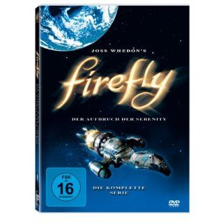 Firefly   Der Aufbruch der Serenity, Die komplette Serie 4 DVDs