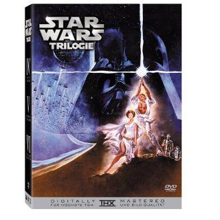 Star Wars Trilogy   Familybox (3 DVDs) Mark Hamill, Carrie