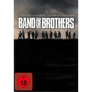 Band of Brothers (6 Disc Set) Tom Hanks, HBO Home
