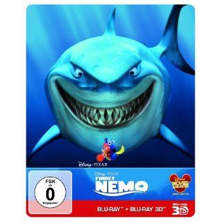 Findet Nemo (Limited Edition) (Steelbook) (+ Blu ray) [Blu ray 3D