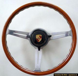 Porsche 356 Les Leston Holz Lenkrad