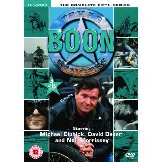Boon   Complete Season 5 [4 DVDs] [UK Import] Michael