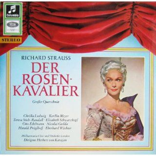 Strauss Der Rosenkavalier (Großer Querschnitt) [Vinyl LP
