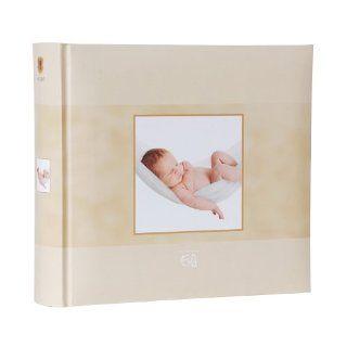 Baby Fotoalbum EVA BORN Sweet Dreams BEIGE   Einsteckalbum von HENZO