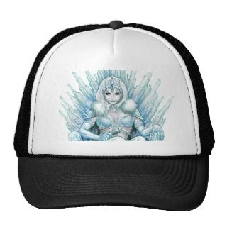 Grimm Fairy Tales Vol4 Snow Queen Hans Anderson Mesh Hat