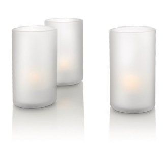 Philips Naturelle CandleLights, Set mit 3 Stück