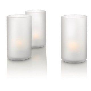 Philips Naturelle CandleLights, Set mit 3 Stück