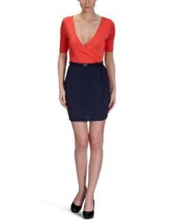 VERO MODA Damen Kleid (knielang), 10075261 Wendy Wrap Dress