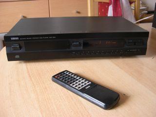 Yamaha Natural Sound Compact Disc Player CDX 393