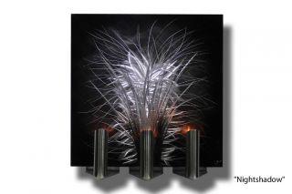 VK 389,00 Metal & Art Design Metall Wandkerzenhalter Kerzenhalter