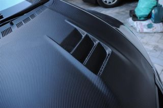 OEM 3D Carbon Fibre Vinyl car wrap 750mm x 1520mm, carbon fiber and