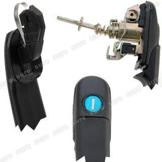REPARATURSATZ Türschloss Türgriff mit Schlüssel Schließzylinder