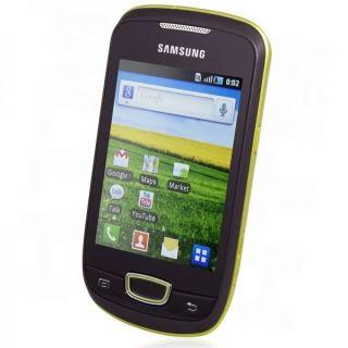 Samsung Galaxy Mini S5570 grün Smartphone Handy ohne Vertrag Kamera