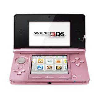 Nintendo 3DS Nintendogs + Golden Retriever Cats Coral Pink *neu + OVP