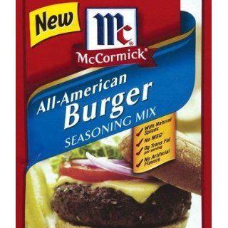 3x McCormick American Burger Gewürz/Seasoning Mix aus USA  aus den