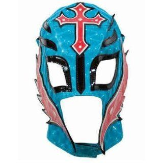 Original WWE Maske Rey Mysterio purple blue Replica Mask