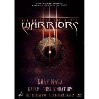WARRIORS, Krav Maga Kapap Close Combat DVD, NEU