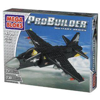 MEGA BLOKS 9709 Black Eagle Flugzeug NEU&OVP Spielzeug