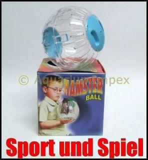 Hamsterball Joggingball Laufball 17 cm Kug el geschlossen leise 32.394