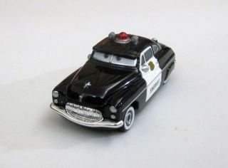 DISNEY PIXAR CARS   Sheriff Police DIECAST Loose Tomy Tomica