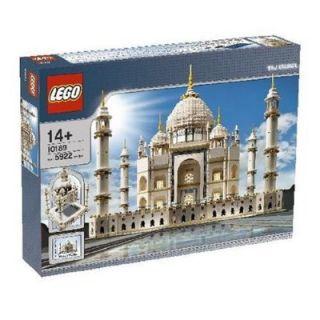 LEGO 10189 Taj Mahal NEU OVP