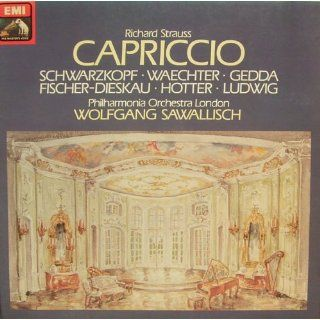 Strauss Capriccio Op. 85 (Gesamtaufnahme Kingsway Hall, London 1957