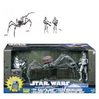 Star Wars Clone Wars Droidenangriff auf die Coronet (Figurenset)32795
