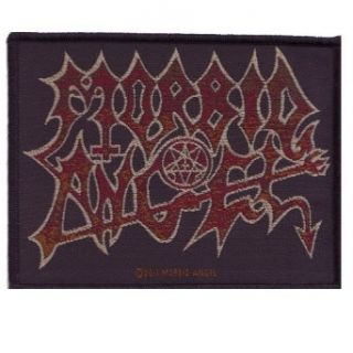 Morbid Angel   Illud Logo   Patch Bekleidung
