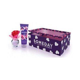 Justin Bieber Someday Perfume EDP 50ml Gift Set 2012