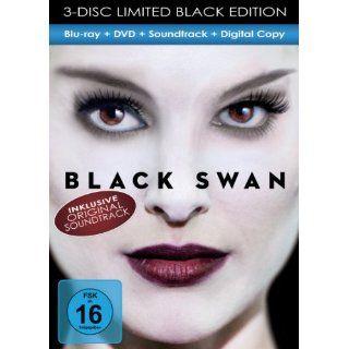 Black Swan   Black Edition + DVD inkl. Soundtrack & Digital Copy Blu
