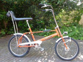 Göricke Bonanza 70er Bonanzarad Bonanza Fahrrad 20Zoll
