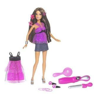 BARBIE Coole Hairstyling Puppen, sort. (M9462) Spielzeug