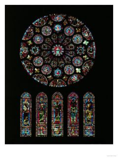 Stained Glass Windows Posters