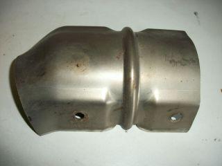 Verkleidung panel KA Hizeschuz Krümmer manifold 36 407