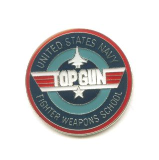 TOP GUN US NAVY EMBLEM METALL PIN PINS ANSTECKER 419