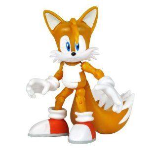 Sonic the Hedgehog Tails Figur (beweglich) Spielzeug