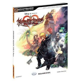 Kingdom Hearts 358/2 Days Signature Series Guide (Bradygames Signature